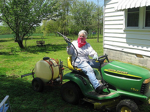 Choosing the Right Equipment for Tree Spraying