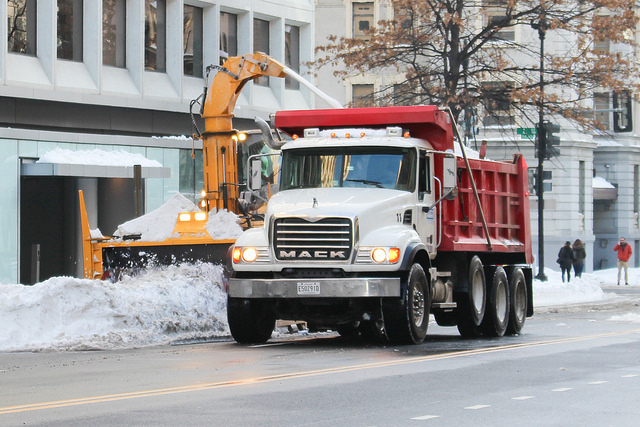 Commercial Snow Removal Services in Toronto